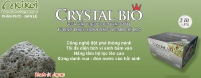 Vật liệu Crytal Bio