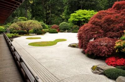 Vườn Nhật ấn tượng